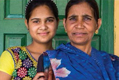 Over 40% living with HIV in India are women